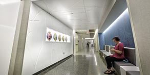 Radiology Corridor