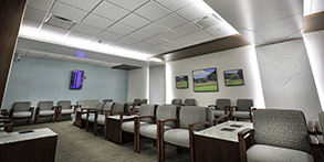 Radiology Clinic Reception